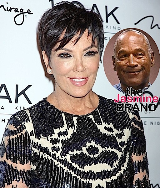 O.J. Simpson Allegedly Bragged About Hooking Up W/ Kris Jenner, Ex Manager Says