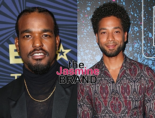 "Luke James To Join ""Empire"", Jussie Smollett's To Make Directorial Debut"