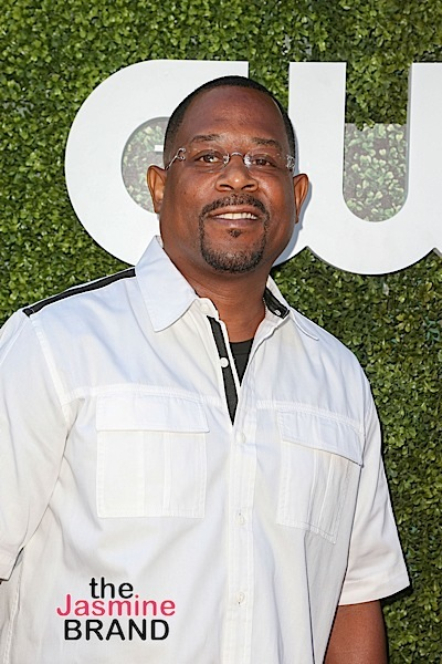 "Martin Lawrence Shoots Down ""Martin"" Reunion, Says No Plans For ""Bad Boys 3"""