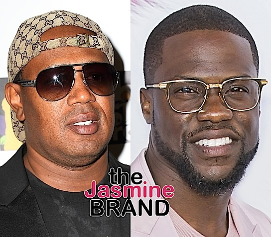 Master P Criticizes Kevin Hart For Asking Celebs To Donate Money: It's their money.