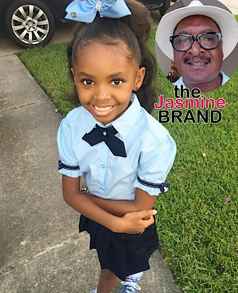 Mathew Knowles Secret Daughter Starts 2nd Grade! [Photos]