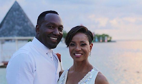 MC Lyte Wedding Photos!