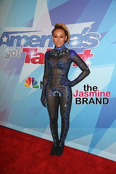 "LL Cool J & Tina Lawson Attend Gala, Shaq DJ's In Vegas, Sheree Fletcher Hits Pageant + Mel B & Tyra Banks At ""America's Got Talent"" Premiere"