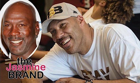 Michael Jordan To Lavar Ball: He couldn't beat me if I had one leg!