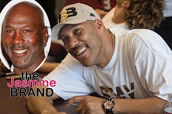 Michael Jordan To Lavar Ball: I don't think he could beat me if I was one-legged.
