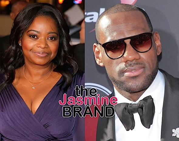 Octavia Spencer Says LeBron James Helped Her Negotiate Equal Pay In Netflix Deal