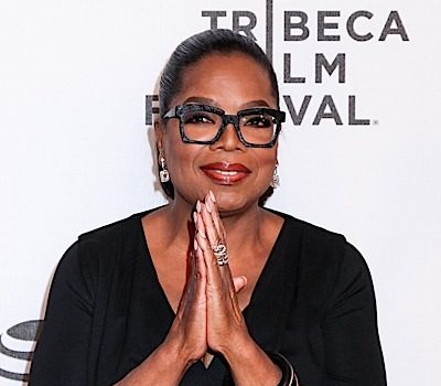Oprah Teases Possibility of Rebooting Her Talk Show