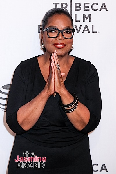 Oprah Responds To Accusation That She Doesn't Care About Black Lives Matter