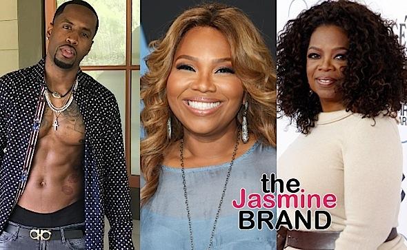 Nicki Minaj's Ex Safaree Samuels Praises Mona Scott-Young: This is our Oprah!