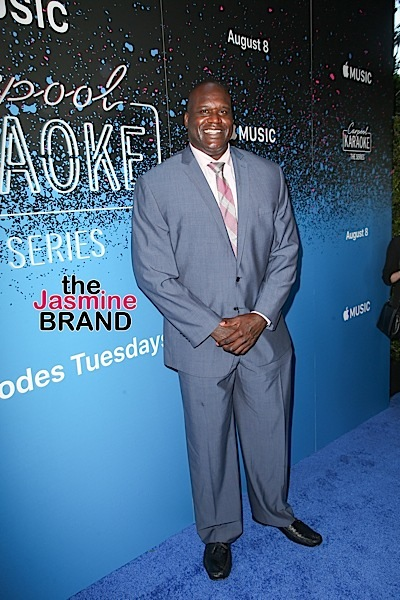 Shaquille O'Neal Says He Turned Down A $40 Million Deal With Reebok After A Woman Cursed Him Out & Told Him His Sneakers Were Too Expensive