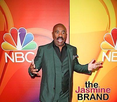 Steve Harvey's Talk Show 'Steve' Renewed For Season 2