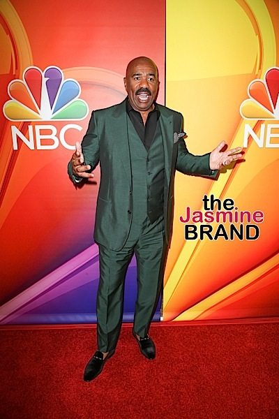 Steve Harvey's Talk Show 'Steve' Renewed For Season 2