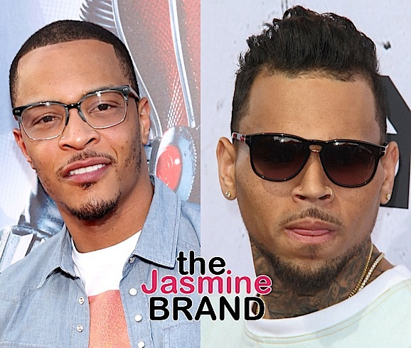 T.I. Says F*ck FEMA & Red Cross, Donates 25k + Chris Brown Giving 100k to Houston Hurricane Victims