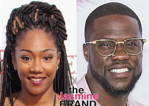 Tiffany Hadish Recalls Living Out Her Car & Kevin Hart Gave Her Money