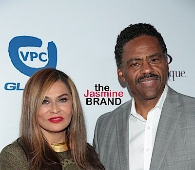 Beyonce's Mom Tina Lawson & Husband Celebrate 3 Year Anniversary [Photo]