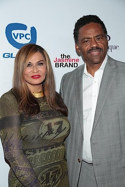 Beyonce's Mom Tina Lawson & Husband Celebrate 3 Year Anniversary [Photo]