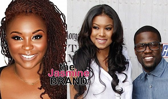 Torrei Hart Says Kevin Hart Blew Up & Left Her: I was treated like trash.