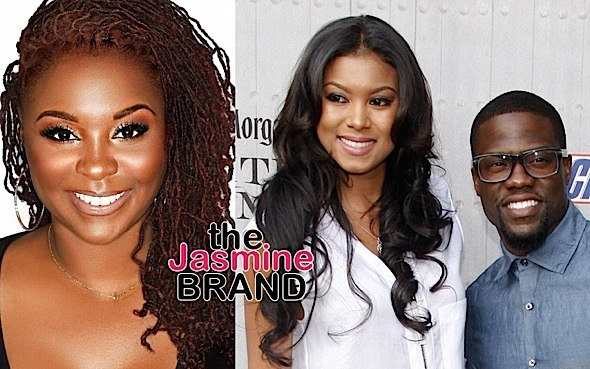 "Torrei Hart On Fallout With Kevin Hart's Wife: ""Me & Eniko Are Not Speaking"""
