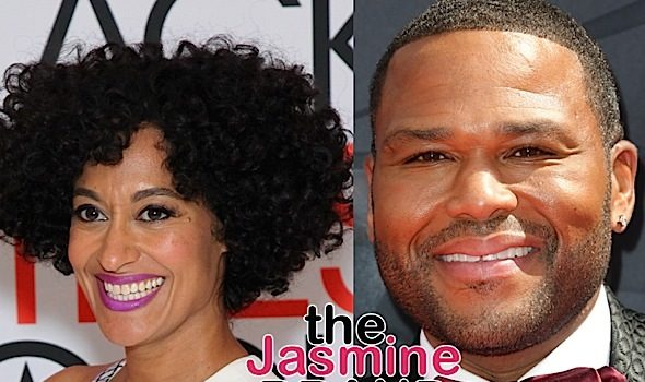 Tracee Ellis Ross Paid Significantly Less Than Anthony Anderson On Black-Ish: Actress May Appear Less On Show