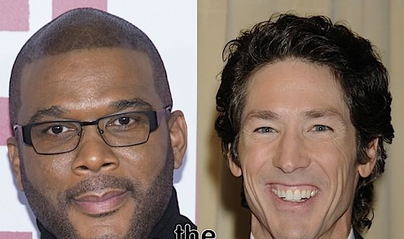 Tyler Perry Defends Joel Osteen + Donating $1 Million To Hurricane Harvey Relief