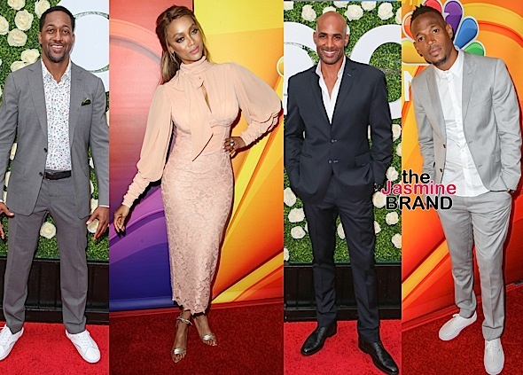 LL Cool J, Steve Harvey, Essence Atkins, Jaleel White, Tyra Banks, Boris Kodjoe Hit Summer TCA Tour [Photos]