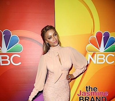 Tyra Banks Insists She Doesn't Want 'Real Housewives' Banned From 'DWTS': Somebody's Making Stuff Up & Hating