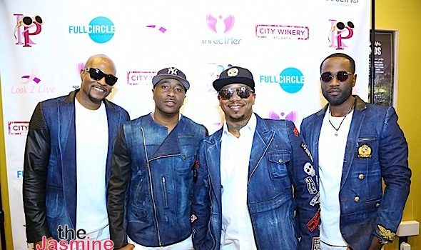 Slim Of 112 Eludes That The Group Is Disbanding Once Again, Blames Q. Parker And Daron