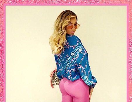Beyonce Rocks Balenciaga, Christian Louboutin & Gucci In New Shoot!
