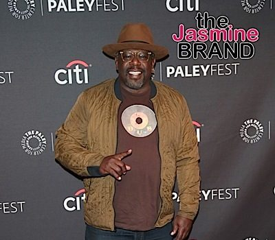 Cedric The Entertainer Lands New Comedy Series, CBS TV Deal