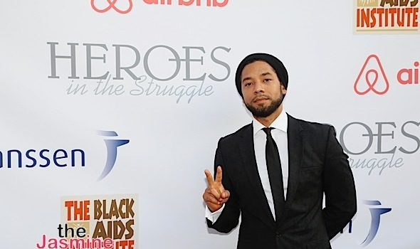 Jussie Smollett – Police Say They Have Identified Persons Of Interest In Actor's Attack