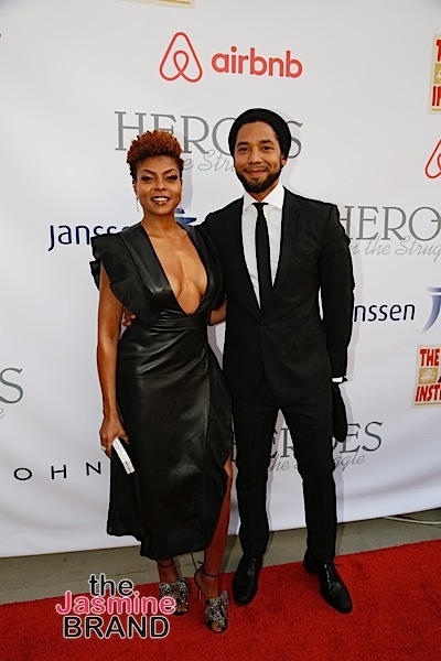 Taraji P. Henson Wants Jussie Smollett To Return To 'Empire': We Started With Him We Should Finish With Him + Network Says It's Not Happening