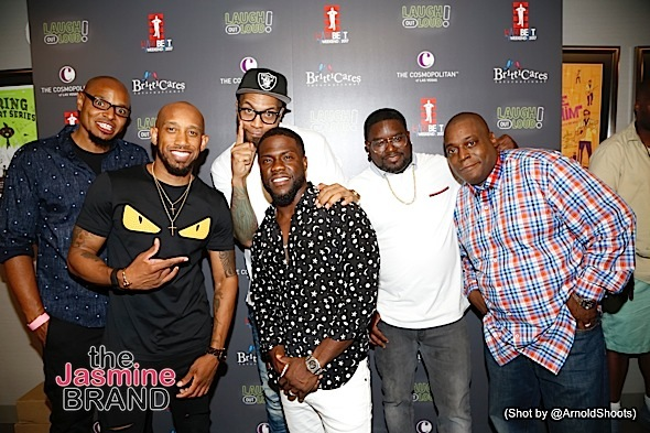 kevin hart heartbeat weekend usher donnell rawlings dave chappelle jermaine dupri t pain attend thejasminebrand kevin hart heartbeat weekend usher