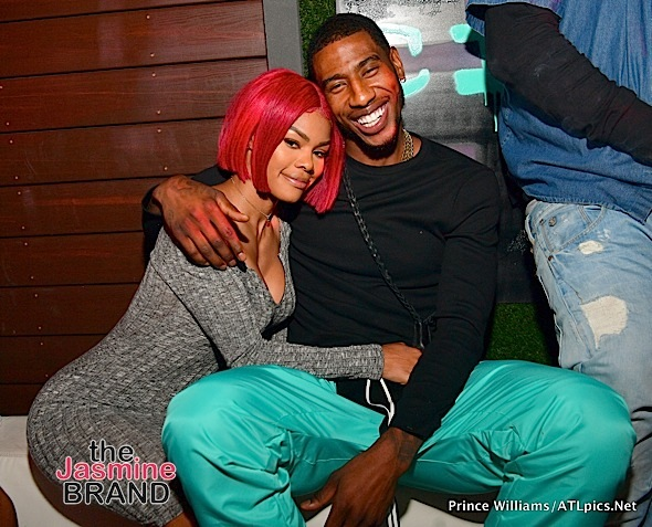 Teyana Taylor Defends Having Threesome: I Enjoy Bussin B*tches Down w/ My Husband!