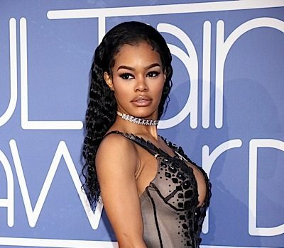 Teyana Taylor Cries On Stage [VIDEO]