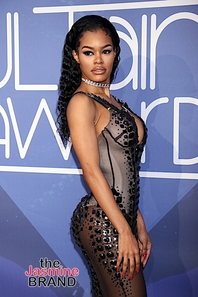 "Teyana Taylor Joins ""Hit The Floor"""