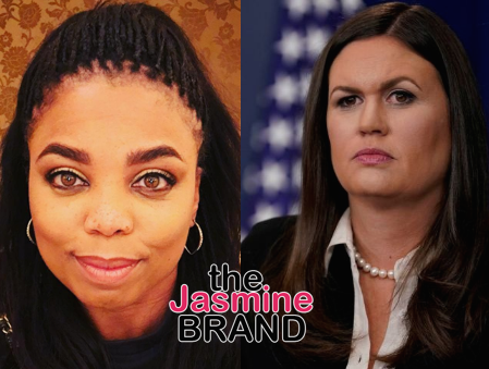 Press Secretary Wants Jemele Hill Fired Over Trump Comments