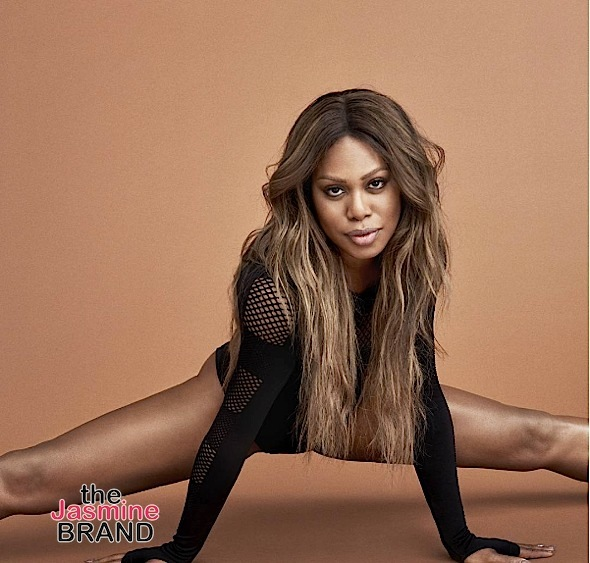 Laverne Cox Stars In Beyonce's Ivy Park Campaign