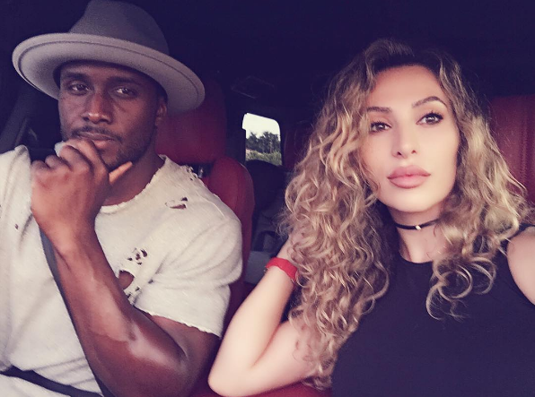 Reggie Bush & Wife Lilit Welcome Baby Boy: Agyemang Bush!