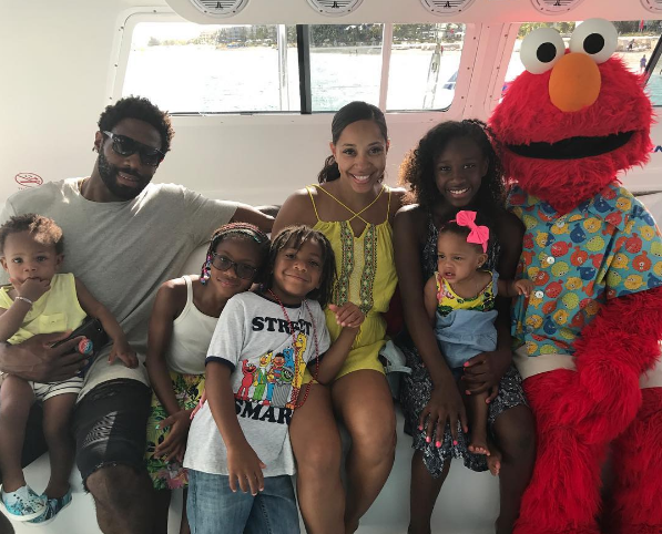 NFL'er Antonio Cromartie Is A Father For the 14th Time! + Snags New Reality Show 'The Cromarties'