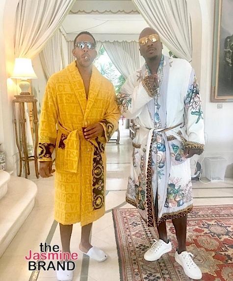 Ludacris Turns 40 At A Massive Castle In Paris: Jeezy, Lala, LeToya Luckett, Ryan Leslie Spotted