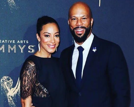 Common & Girlfriend Angela Rye (Sorta) Confirm Relationship + See Her Sweet Message To Actor