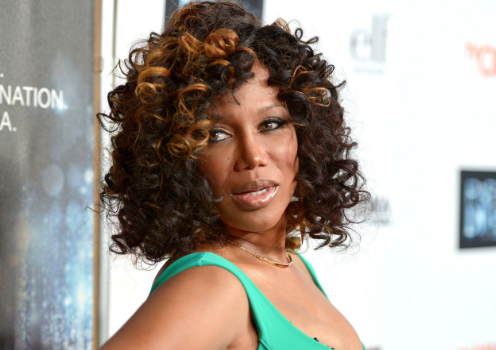 Singer Michel'le Gets One Night Special