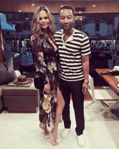 John Legend & Chrissy Teigen In Marriage Counseling?
