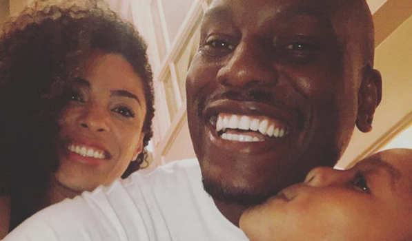 Tyrese Ordered To Stay Away From Ex Wife & Daughter Over Abuse Allegations