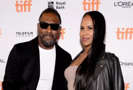 "Idris Elba Is ""Happy & In Love"" w/ Girlfriend Sabrina Dhowre"