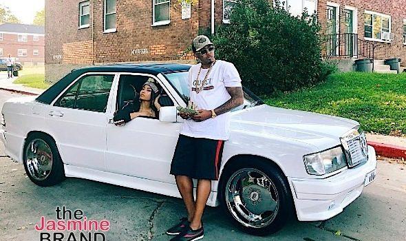 Nas & Nicki Minaj's Dope Shoot! [Couple Goals]