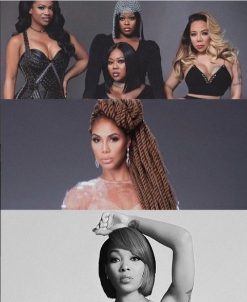 Xscape Announces Tour w/ Tamar Braxton & Monica