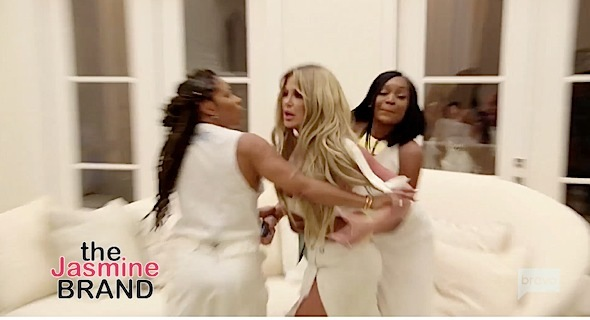 'Real Housewives of Atlanta' Teaser: Prison Boyfriends, Fights & Drama