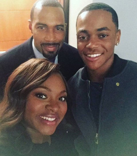'Power' Cast Begins Filming Season 5 + Larenz Tate Lands Recurring Role