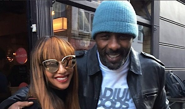 Oprah, Kelis, Halle Berry, Kelly Rowland, Michael Ealy & Idris Elba [Celebrity Stalking]